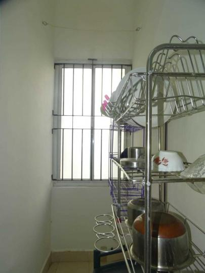 Kitchen Image of 635 Sq.ft 2 BHK Apartment for rent in Mevalurkuppam for 8000