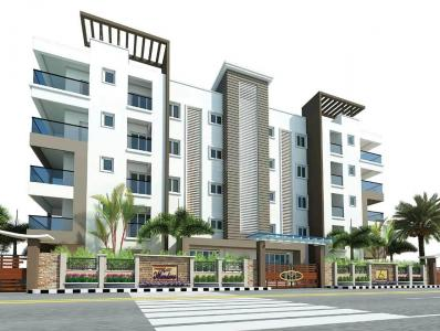 Gallery Cover Image of 1316 Sq.ft 2 BHK Apartment for buy in VSPL Vaishnavi Mandara, Yeshwanthpur for 7932800