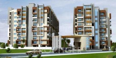 Gallery Cover Image of 1400 Sq.ft 2 BHK Apartment for rent in EAPL Sri Tirumala Sarovar, Singasandra for 25000