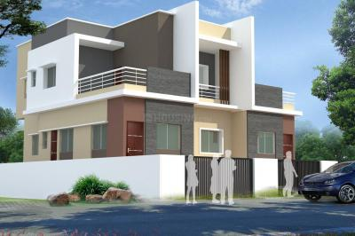 Gallery Cover Image of 1200 Sq.ft 3 BHK Independent Floor for buy in Kedgaon for 3800000