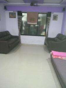 Living Room Image of PG Roommate in Thane West