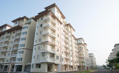 Gallery Cover Image of 1595 Sq.ft 3 BHK Apartment for buy in Mahindra World City for 7950000
