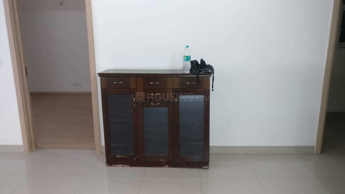 Living Room Image of 1700 Sq.ft 3 BHK Apartment for rent in New Town for 28000
