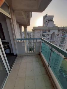 Gallery Cover Image of 1500 Sq.ft 3 BHK Apartment for rent in Ansal API Valley View Estate, Gwal Pahari for 20000