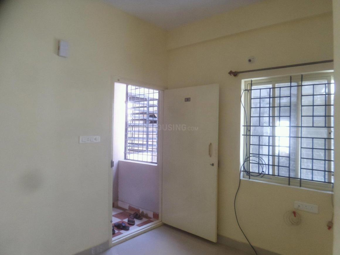 Living Room Image of 400 Sq.ft 1 BHK Apartment for rent in Panathur for 12000