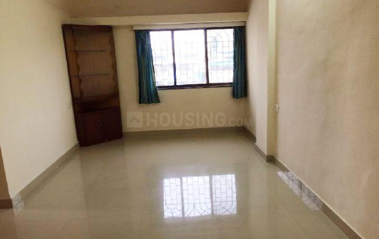 Living Room Image of 536 Sq.ft 1 BHK Apartment for rent in Nerul for 18000