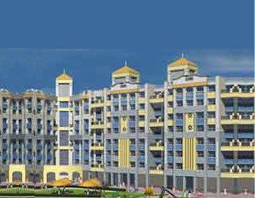 Gallery Cover Image of 930 Sq.ft 2 BHK Apartment for rent in Goodwill Paradise, Kharghar for 22000