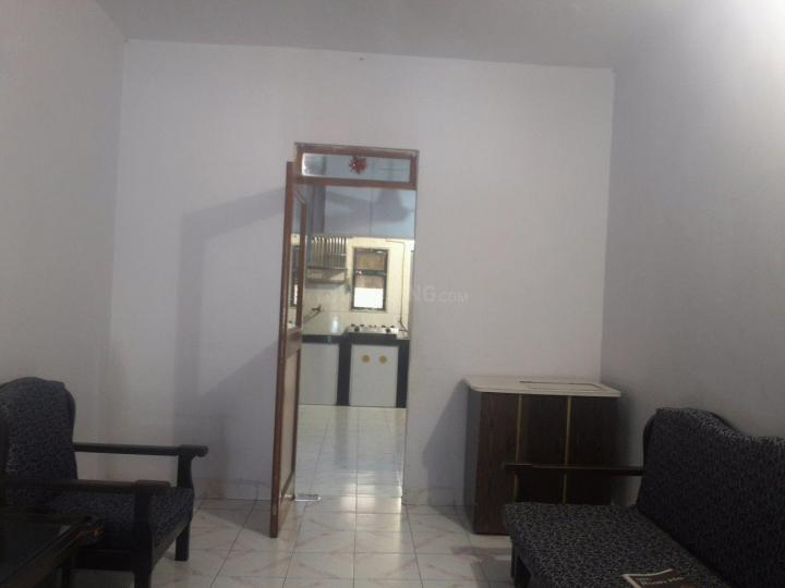 Living Room Image of 800 Sq.ft 1 BHK Independent House for rent in Vashi for 22000