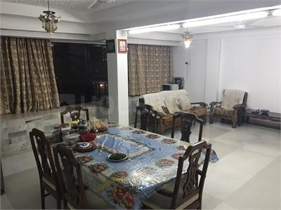 Living Room Image of 4500 Sq.ft 3 BHK Independent House for rent in Andheri West for 80000