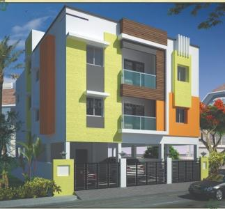 Gallery Cover Image of 840 Sq.ft 2 BHK Apartment for buy in Selaiyur for 3150000