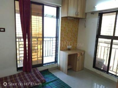 Gallery Cover Image of 695 Sq.ft 1 BHK Apartment for rent in Beauty Landmark, Bhandup West for 26000