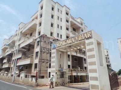 Gallery Cover Image of 931 Sq.ft 2 BHK Apartment for buy in Sonigara Vihar Villa, Kalewadi for 4000000