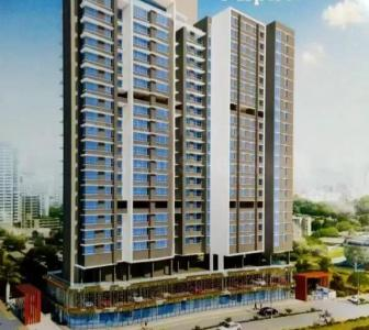 Gallery Cover Image of 620 Sq.ft 2 BHK Apartment for buy in Shreeji Aspire, Malad West for 13100000