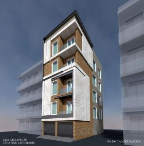 Gallery Cover Image of 900 Sq.ft 2 BHK Independent Floor for buy in Tagore Garden Extension for 12500000