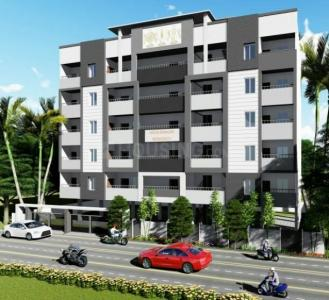 Gallery Cover Image of 686 Sq.ft 1 BHK Apartment for buy in Beeramguda for 2300000