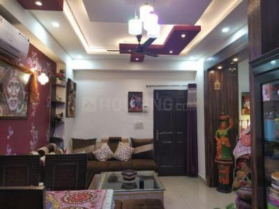 Gallery Cover Image of 1125 Sq.ft 2 BHK Apartment for rent in Shourya Aura Chimera, Raj Nagar Extension for 5000