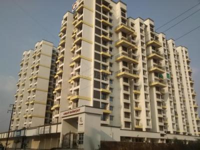 Gallery Cover Image of 1125 Sq.ft 2 BHK Apartment for rent in Gami Amar Harmony, Taloje for 15000