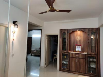 Gallery Cover Image of 1510 Sq.ft 3 BHK Apartment for rent in Neev Stone Oaks, Rayasandra for 23000