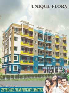 Gallery Cover Image of 702 Sq.ft 2 BHK Apartment for buy in Andul for 1790100