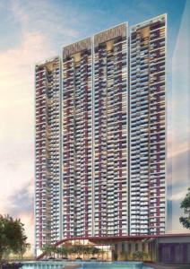 Gallery Cover Image of 654 Sq.ft 1 BHK Apartment for buy in Shapoorji Pallonji Northern Lights, Thane West for 8400000