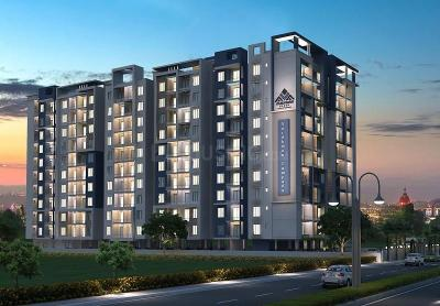 Gallery Cover Image of 615 Sq.ft 1 BHK Apartment for buy in Vaishali Nagar for 1800000