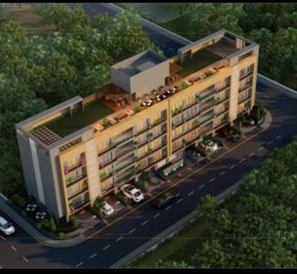 Gallery Cover Image of 5175 Sq.ft 4 BHK Apartment for buy in Tirupati Solitaire Reside, Bodakdev for 38812500