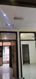 Gallery Cover Image of 675 Sq.ft 3 BHK Independent Floor for rent in Matiala for 12000