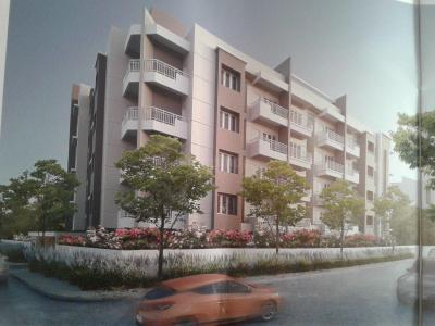 Gallery Cover Image of 1000 Sq.ft 2 BHK Apartment for buy in Vibhutipura for 4000000