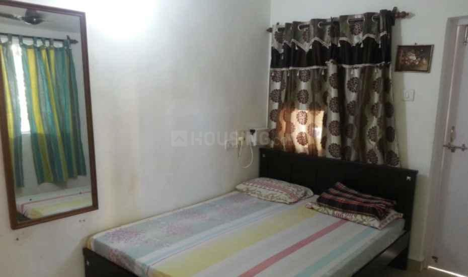 Bedroom Image of 650 Sq.ft 2 BHK Independent House for rent in Konanakunte for 9000