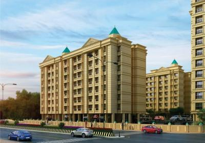 Gallery Cover Image of 1037 Sq.ft 2 BHK Apartment for buy in Mumbra for 5341587
