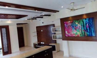 Gallery Cover Image of 2200 Sq.ft 3 BHK Apartment for rent in TATA Eden Court Primo, New Town for 48000
