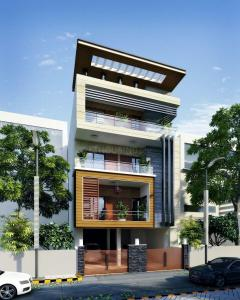 Gallery Cover Image of 1350 Sq.ft 3 BHK Independent House for rent in Sector 46 for 28000