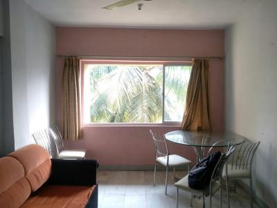 Gallery Cover Image of 575 Sq.ft 1 BHK Apartment for rent in Andheri East for 26500