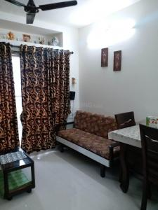 Gallery Cover Image of 850 Sq.ft 2 BHK Apartment for rent in Vihang Park, Thane West for 13999