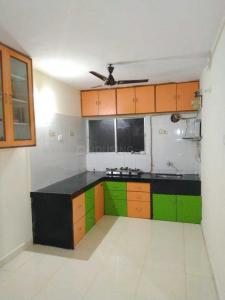 Gallery Cover Image of 700 Sq.ft 1 BHK Apartment for rent in New Sangvi for 13000