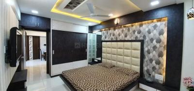 Gallery Cover Image of 1445 Sq.ft 3 BHK Apartment for rent in Bopal for 23000