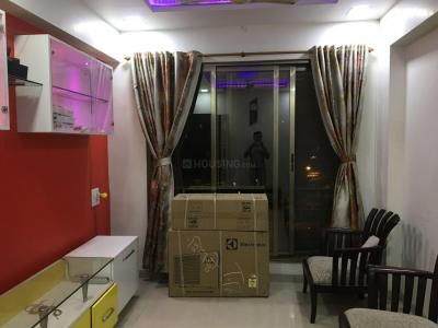 Gallery Cover Image of 630 Sq.ft 1 BHK Apartment for rent in Rabale for 21000
