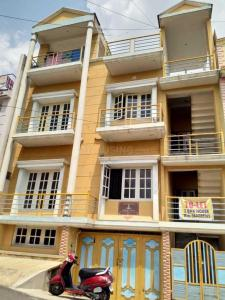 Gallery Cover Image of 1200 Sq.ft 2 BHK Independent House for rent in Chandra Layout Extension for 16000
