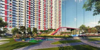 Gallery Cover Image of 900 Sq.ft 2 BHK Apartment for buy in Shapoorji Pallonji Northern Lights, Thane West for 13200000