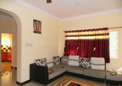Gallery Cover Image of 1200 Sq.ft 3 BHK Apartment for rent in Chikkalasandra for 19000