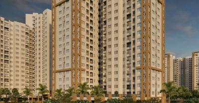 Gallery Cover Image of 1165 Sq.ft 3 BHK Apartment for buy in Shriram Green Field, Bendiganahalli for 5000000