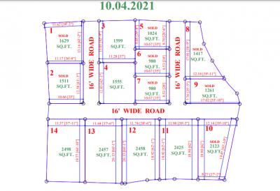 4000 Sq.ft Residential Plot for Sale in Nalasopara West, Mumbai