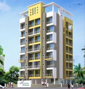 Gallery Cover Image of 530 Sq.ft 1 RK Apartment for buy in Karanjade for 3000000