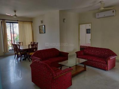 Gallery Cover Image of 2000 Sq.ft 3 BHK Apartment for rent in New Alipore for 80000