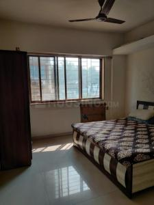 Gallery Cover Image of 1350 Sq.ft 3 BHK Apartment for rent in Progressive Sea Lounge, Belapur CBD for 45000
