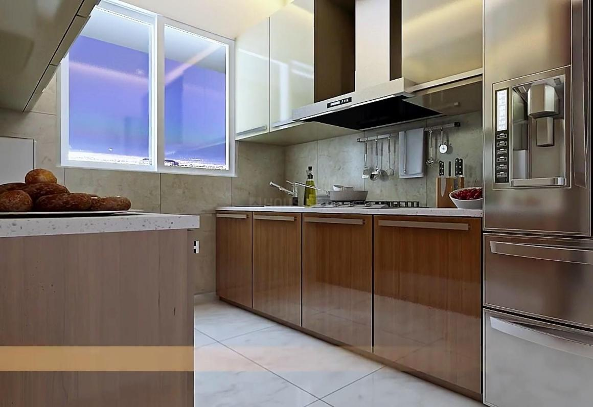 Kitchen Image of 1050 Sq.ft 2 BHK Apartment for buy in Dahisar East for 10406200
