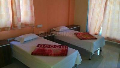 Bedroom Image of Nair Hostel in Belapur CBD