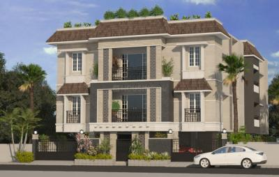 Gallery Cover Image of 1565 Sq.ft 3 BHK Apartment for buy in India Builders Chaitali, Anna Nagar West Extension for 25000000