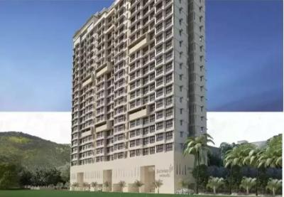 Gallery Cover Image of 577 Sq.ft 2 BHK Apartment for buy in Ashray Jaswanti Woods, Mulund West for 12400000