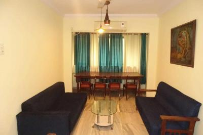 Living Room Image of Om Sai Properties PG in Vile Parle West
